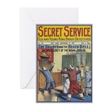 Secret #2 Greeting Cards (10 pak)