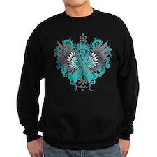 PKD Awareness Cool Wings Sweatshirt