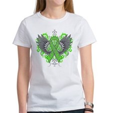 Muscular Dystrophy Awareness Wings T-Shirt