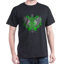Mitochondrial Diease Awareness Wings T-Shirt