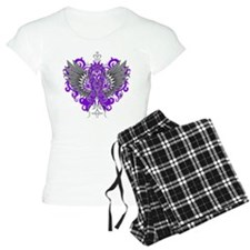 Lupus Awareness Cool Wings Pajamas