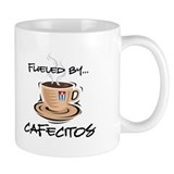Fueled by Cafecitos Small Mug