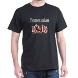 Pomeranian Dad T-Shirt