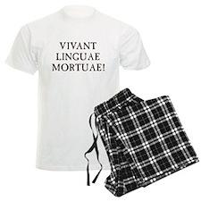 Long Live Dead Languages - Latin Pajamas