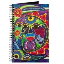 Mexican Sun and Moon Journal