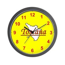 Tuscany Wall Clock