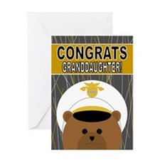 Congrats U. S. Army Cadet Greeting Cards