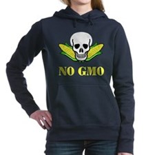 NO GMO Hooded Sweatshirt