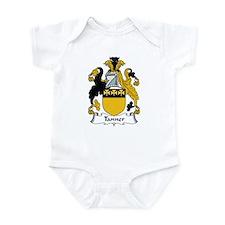 Tanner Infant Bodysuit