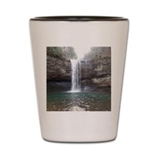 Beautiful Waterfall Shot Glass