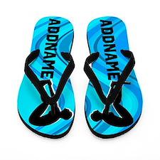 Custom Swimming Flip Flops