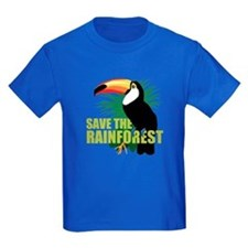 Save The Rainforest T