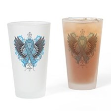 Behcet Disease Wings Drinking Glass