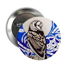 "Owl 2.25"" Button (100 pack)"