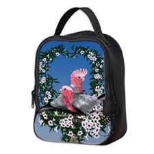 Galah Neoprene Lunch Bag