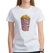 Popcorn Rocks my socks T-Shirt