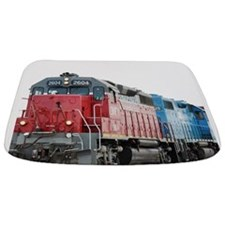 Train Blanket Blank Bathmat