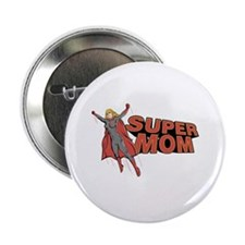 "Super Mom 2.25"" Button (100 pack)"