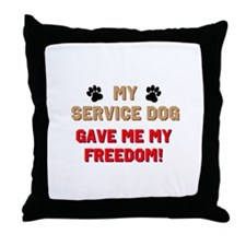 Home services Throw Pillow
