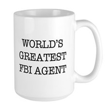 Greatest Agent Mugs