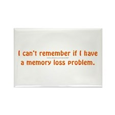 I can't remember Rectangle Magnet (100 pack)