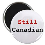 "Unique Canadian 2.25"" Magnet (10 pack)"