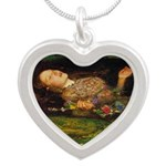 Ophelia by Millais Necklaces