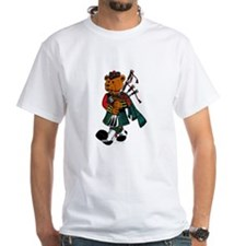 Jimmie the Scottish Piper Bear Shirt