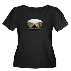 New Orleans Home Sweet Home Women's Plus Size Scoo