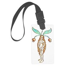 Mandrake Woman Luggage Tag