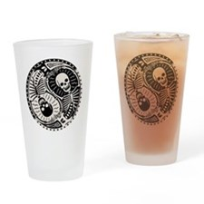 Yin & Bones Drinking Glass