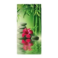 Zen Reflection Beach Towel