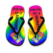 Awesome Stylist Flip Flops