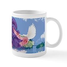 Doves Roses Mugs