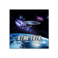 Star Trek Enterprise D NG Sticker