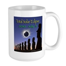 2010 Total Solar Eclipse 2 - Mugs