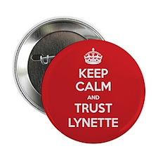 "Trust Lynette 2.25"" Button"