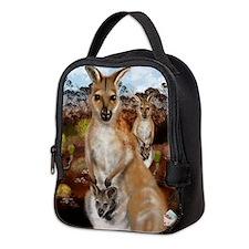 Kangaroo Neoprene Lunch Bag