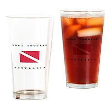 Port Douglas Australia Dive Drinking Glass