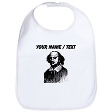 Custom Shakespeare Portrait Bib