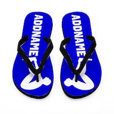 Boy Swimmer Flip Flops