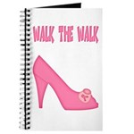 Walk the Walk Journal