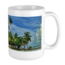 Raiatea isle Mug