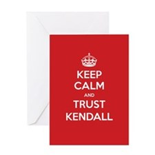 Trust Kendall Greeting Cards