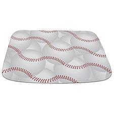 Baseballs Bathmat