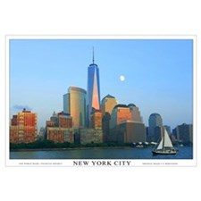 Freedom Tower One World Trade Wall Art