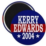 Kerry-Edwards 2004 Magnet