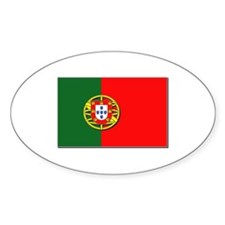 Portugal Flag Decal