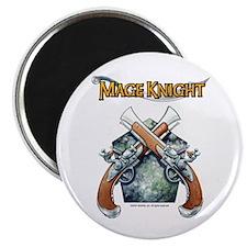 Black Powder Revolutionaries Magnet