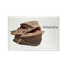 Laughing Iguana HeHe Lizard Magnets